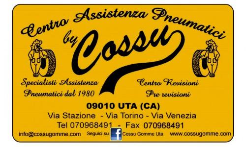 Centro assistenza pneumatici Cossu