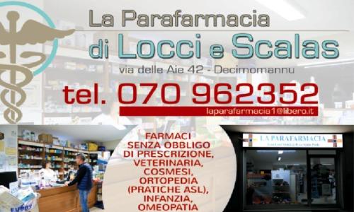 Parafarmacia Locci Scalas