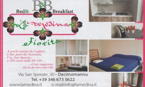 B&B La Medina fiorita