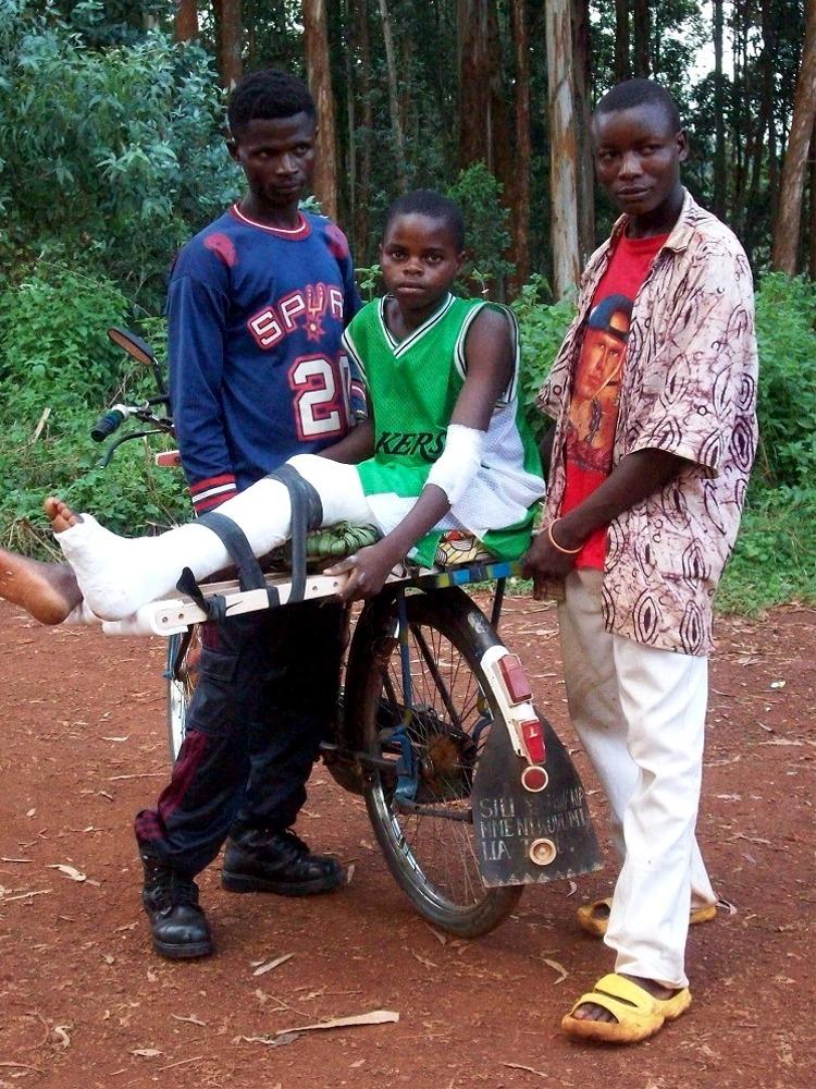 I bambini e i ragazzi del Burundi