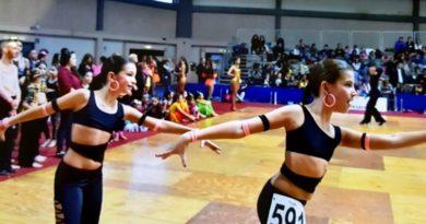 Anastasia Vincis e Alessia Caredda