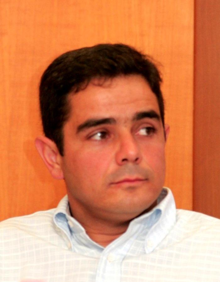 L'assessore all'Ambiente di Decimomannu Massimiliano Mameli