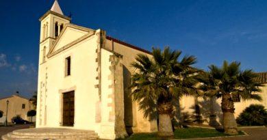 Il Santuario di Santa Greca a Decimomannu