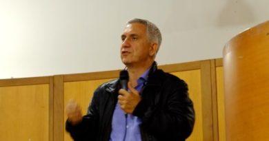 L'assessore al Lavori pubblici della Regione Sardegna, Paolo Maninchedda (foto Antonio Mallica)