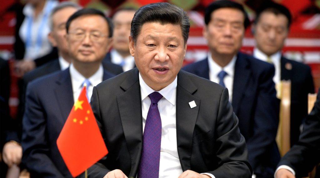 Il presidente della Repubblica Popolare cinese, Xi Jinping