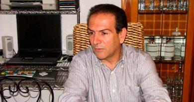 Luigi Porceddu, ex sindaco di Decimomannu (foto Mare)