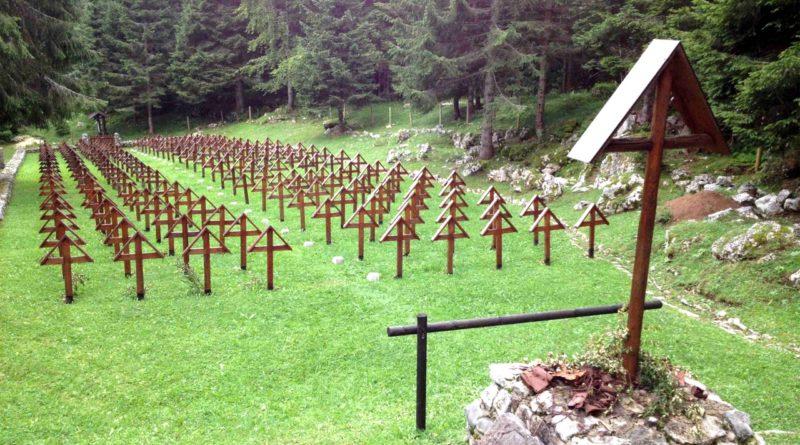 Cimitero della Brigata Sassari ad Asiago