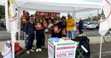 """Gli """"amici di Beppe Grillo Decimomannu"""""""