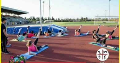 Gruppo Atletica Fitness della Nuova Atletica Sardegna