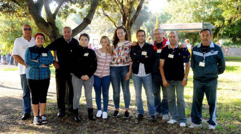 I membri dell'associazione Habitat Italia - ONLUS