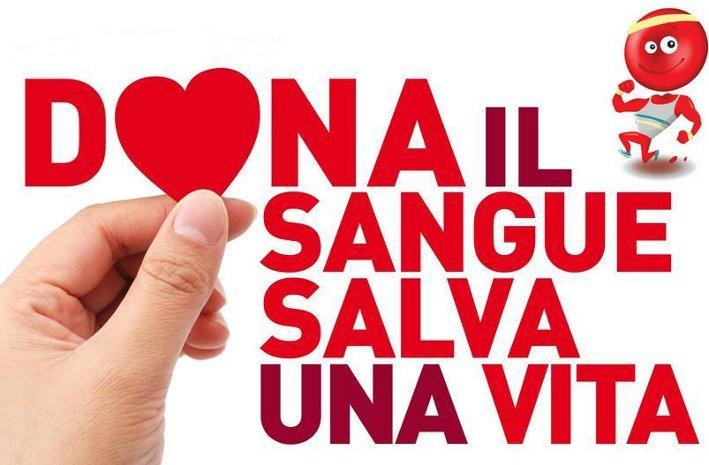 Dona il sangue, salva una vita