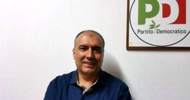 Francesco Lecis, candidato sindaco del Partito Democratico