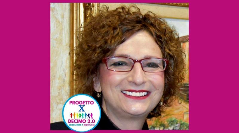 Anna Paola Marongiu, candidata sindaca a Decimomannu