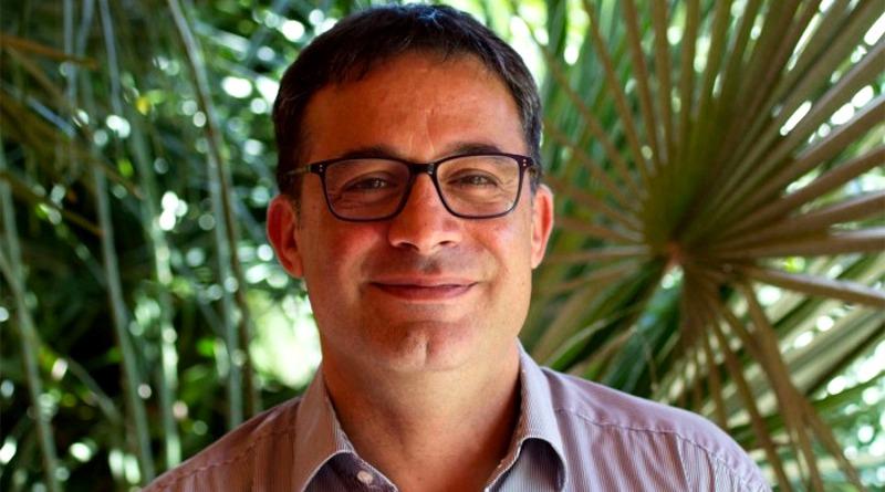 Gianluca Melis, candidato sindaco di Villaspeciosa