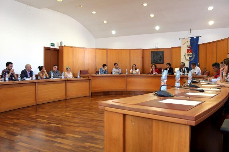 Il primo consiglio comunale della sindaca di Decimomannu Anna Paola Marongiu