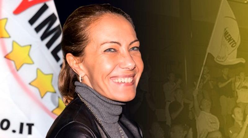 La sindaca di Assemini Sabrina Licheri