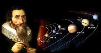 Le tre leggi di Keplero