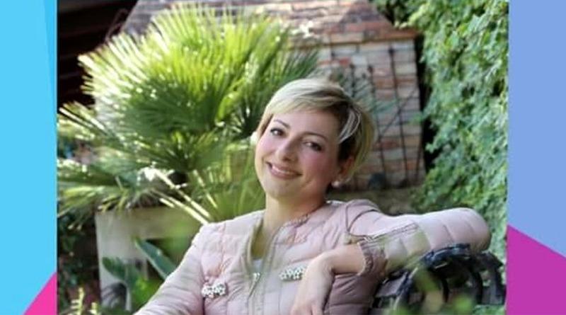 Silvia Galimberti, consigliera comunale di Decimomannu