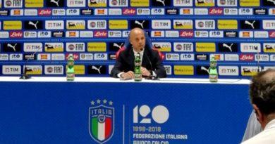 Luigi Di Biagio, CT dell'Under 21 (foto Alessio Caria)