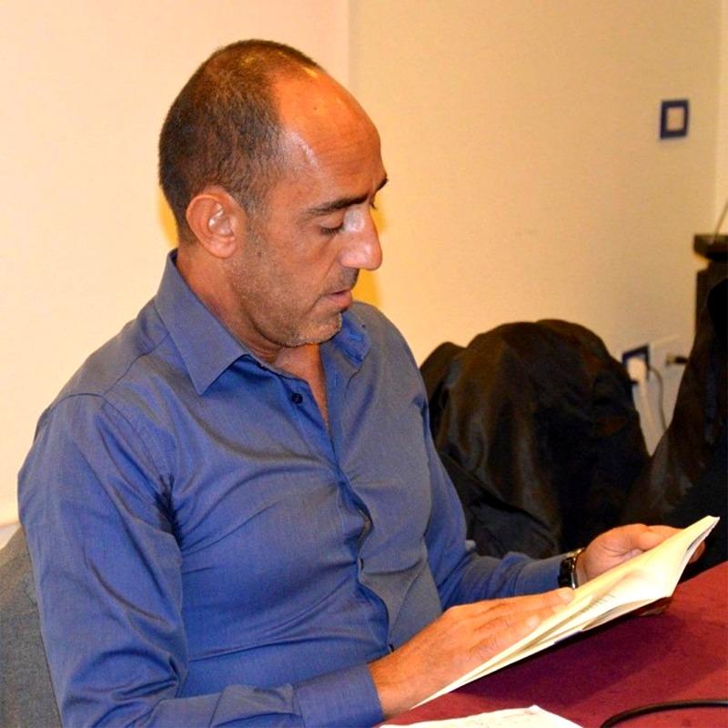 Lo scrittore asseminese Carlo Lai
