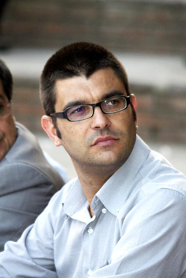 Daniele Serra, neopresidente del Parco