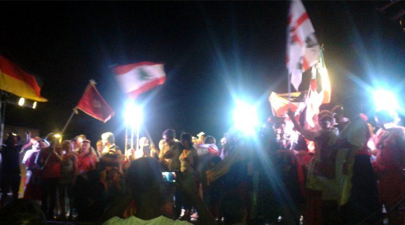 Assemini, la Festa dei popoli 2015 in Piazza San Pietro
