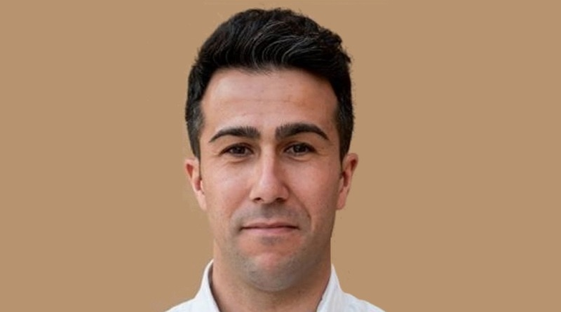 Matteo Urru, assessore ai lavori pubblici, urbanistica, viabilità e servizi tecnologici del Comune di Decimomannu