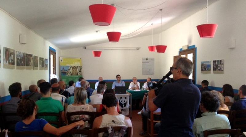 Assemblea WWF a Monte Arcosu