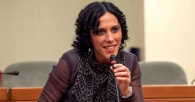 Stefania Batzella, consigliera della Regione Piemonte