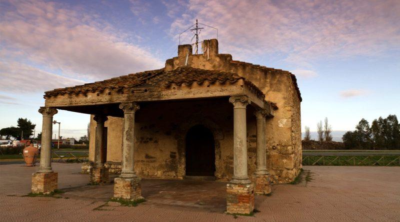 La chiesetta di Sant'Andrea (foto Pier Luigi Medda ©)