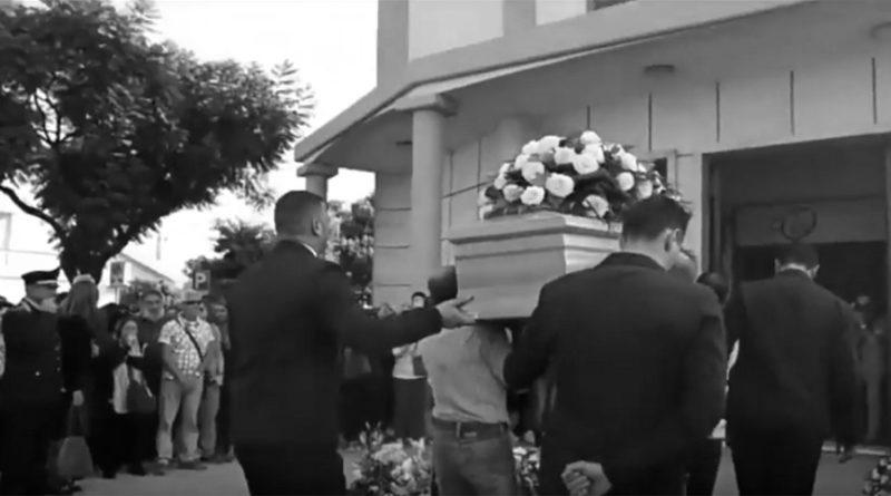 I funerali di Tamara Maccario