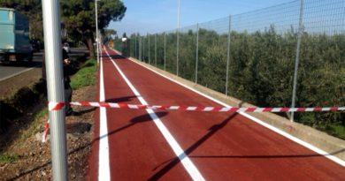 La pista ciclabile Assemini-Decimomannu