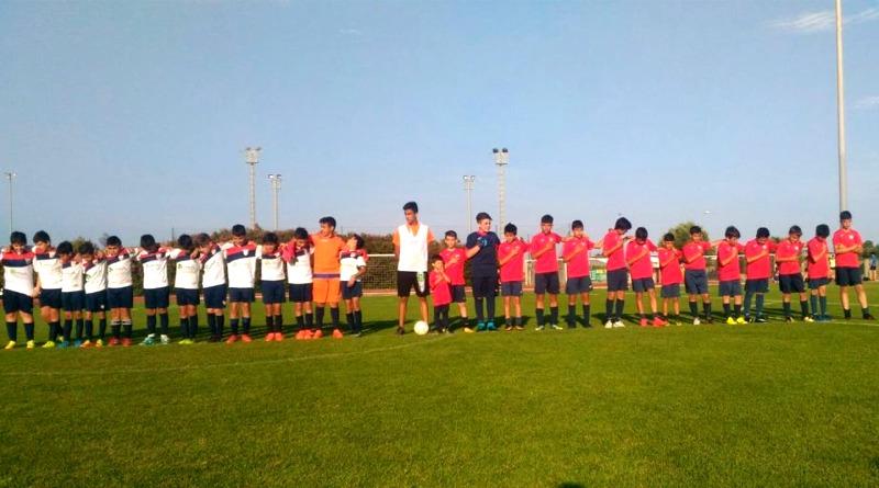 La presentazione di due formazioni nel torneo giovanile organizzato dalla Decimo 07 nel giugno scorso