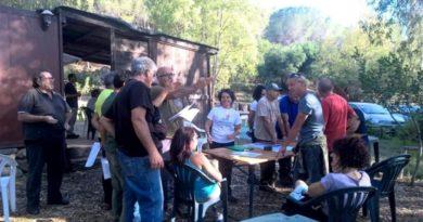 I volontari del censimento del cervo sardo