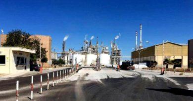 Lo stabilimento della Fluorsid | ANSA