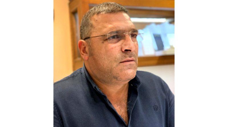 Il consigliere Ivano Melis (oto Raffaele Schirra)