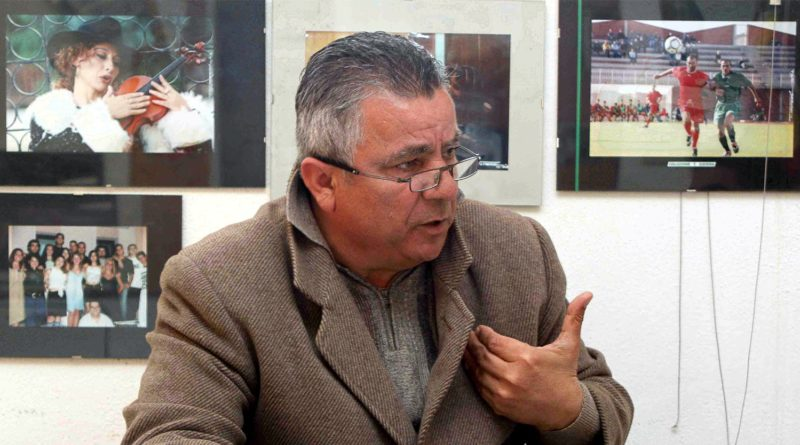 Mario Grieco, assessore del Comune di Decimomannu