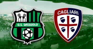 Il Cagliari ha fatto 13: col Sassuolo è 2-2