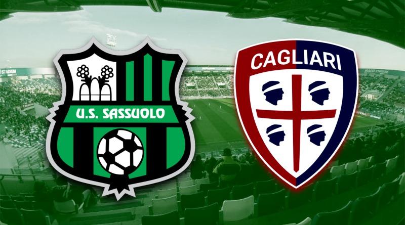 Sassuolo-Cagliari 8 dicembre 2019