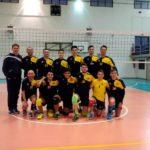 Volley, Prima Divisione Maschile VMC Maschile: Sanluri – Pallavolo Decimomannu 1 – 3