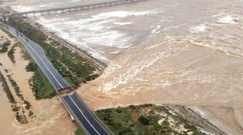 I devastanti effetti dell'alluvione in Sardegna