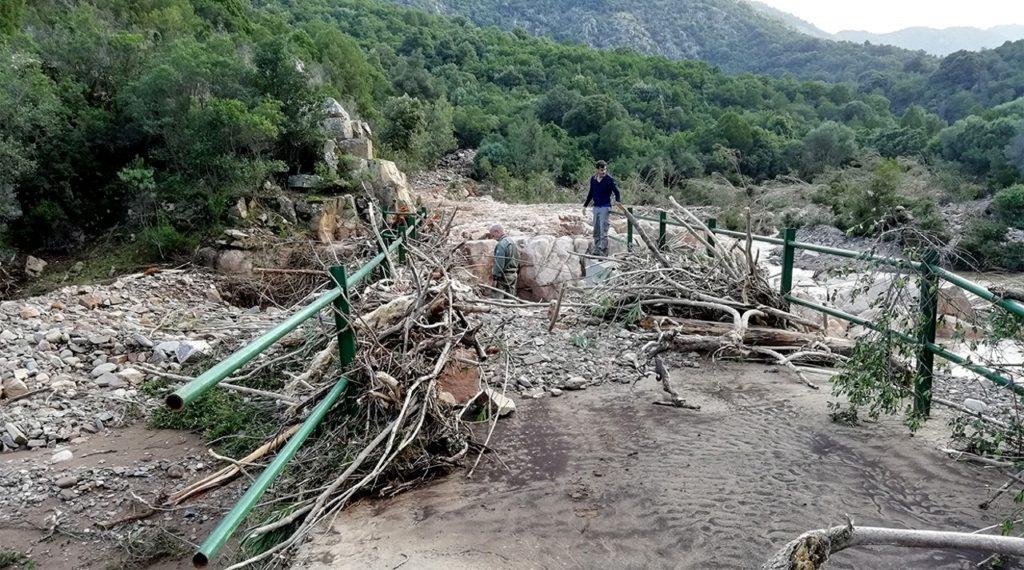L'oasi WWF di Monte Arcosu tra le montagne di Assemini e Uta