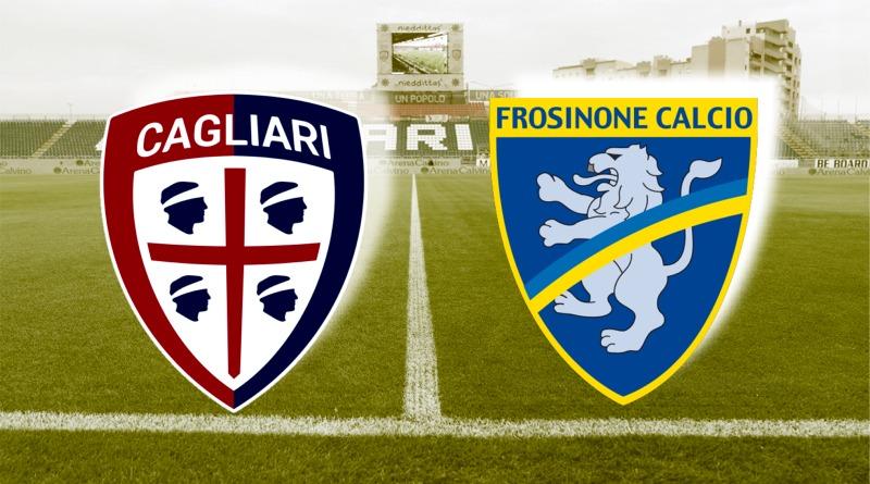 Cagliari-Frosinone 1-0, la quota 40 è ora realtà