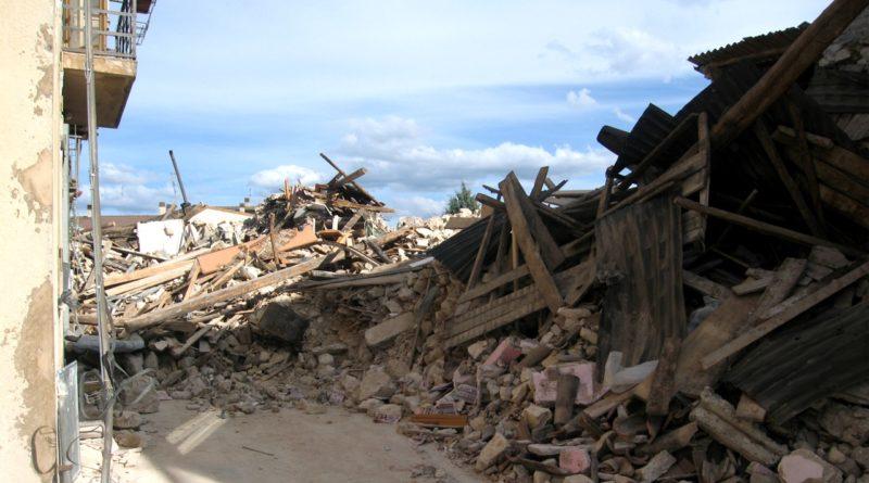 Terremoto dell'Aquila - © Prociv ARCI