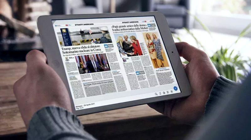Bibliomedia, attivo il nuovo servizio di Edicola Digitale
