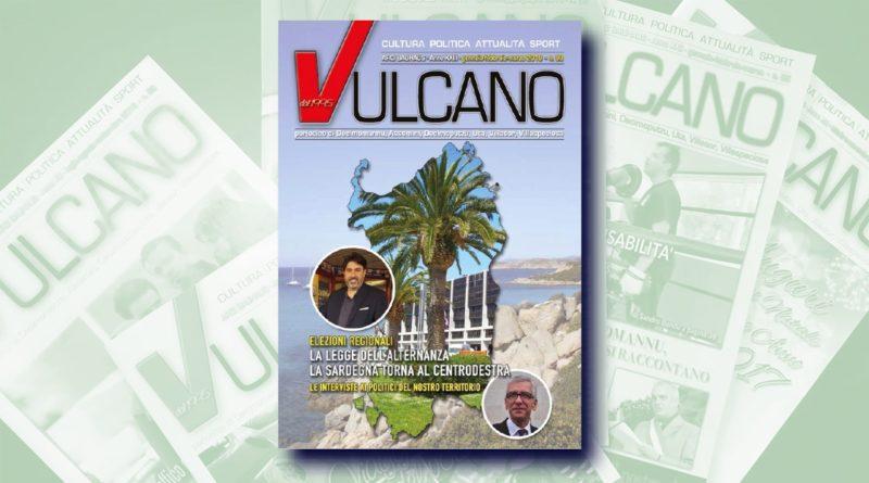È uscito il n° 99 del periodico Vulcano