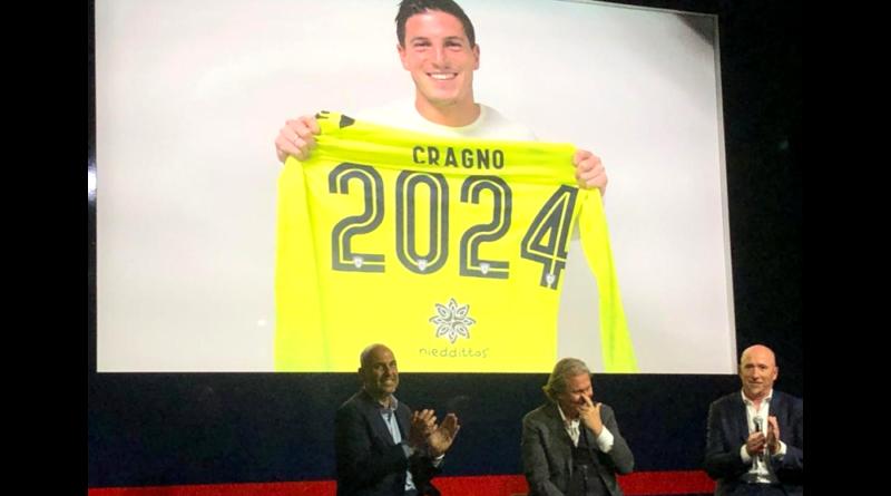 Cagliari, Alessio Cragno ha rinnovato fino al 2024