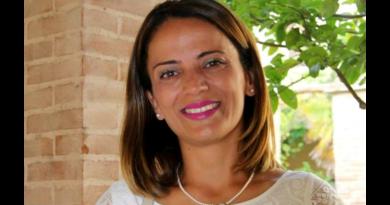 Stefania Valdes, assessora ai Tributi e allo Sport del Comune di Villasor
