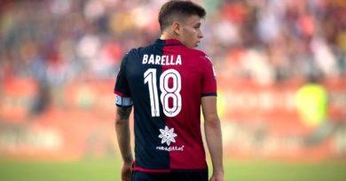 Nicolò Barella - © foto Cagliari Calcio