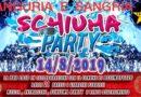 Decimoputzu, il 14 agosto appuntamento con lo <i>Schiuma Party</i>